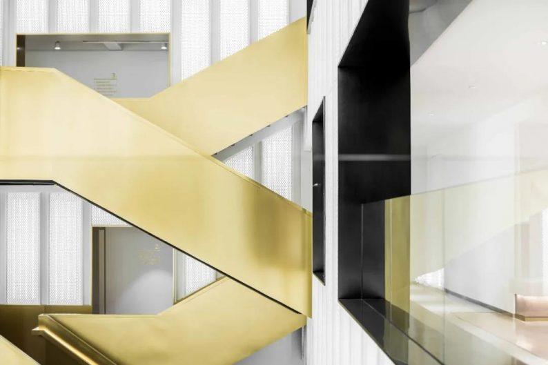 上海嘉豪集团总部办公室设计解读  第6张
