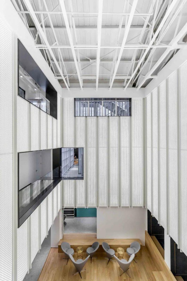 上海嘉豪集团总部办公室设计解读  第7张