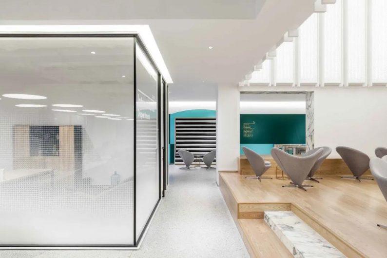 上海嘉豪集团总部办公室设计解读  第8张