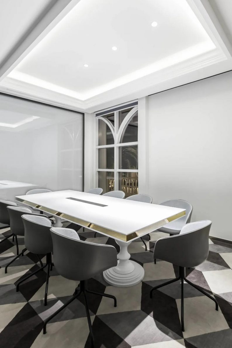 上海嘉豪集团总部办公室设计解读  第11张