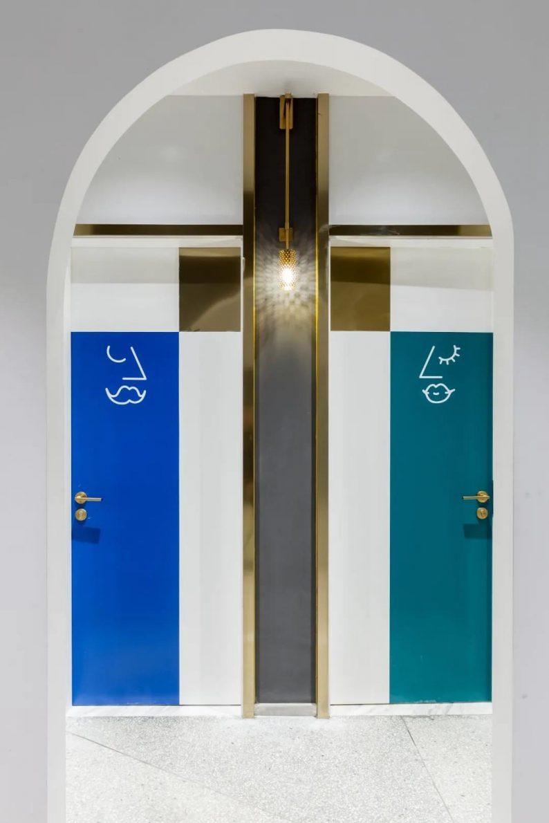 上海嘉豪集团总部办公室设计解读  第13张