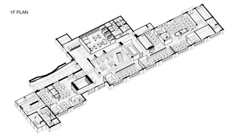 上海嘉豪集团总部办公室设计解读  第15张
