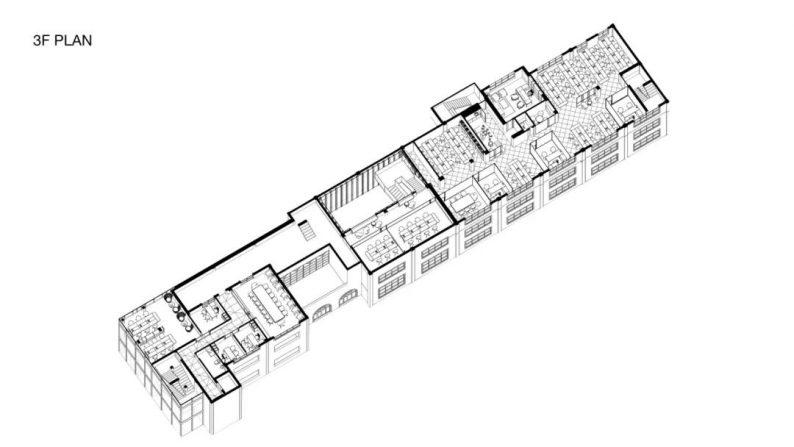 上海嘉豪集团总部办公室设计解读  第17张