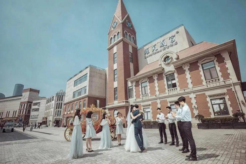 婚礼堂发布:国企投资、1.6万方!一个富有温度服务的婚礼堂