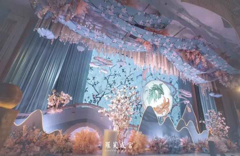 婚礼堂发布:国企投资、1.6万方!一个富有温度服务的婚礼堂  第7张