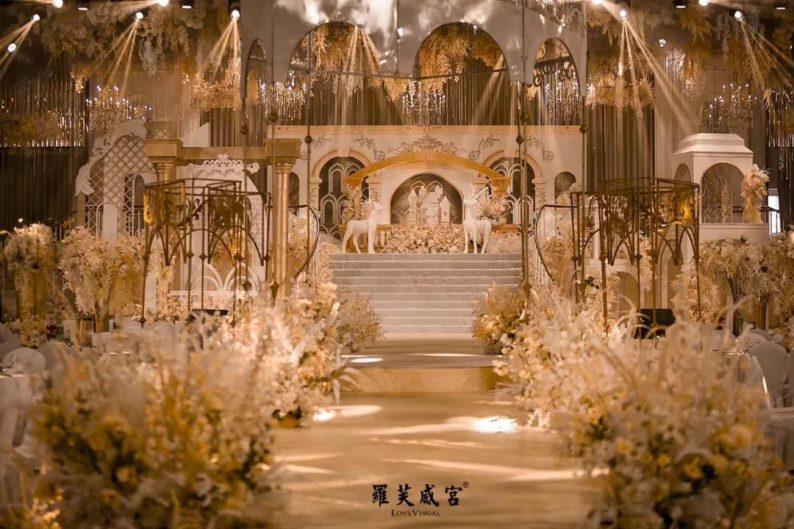 婚礼堂发布:国企投资、1.6万方!一个富有温度服务的婚礼堂  第10张
