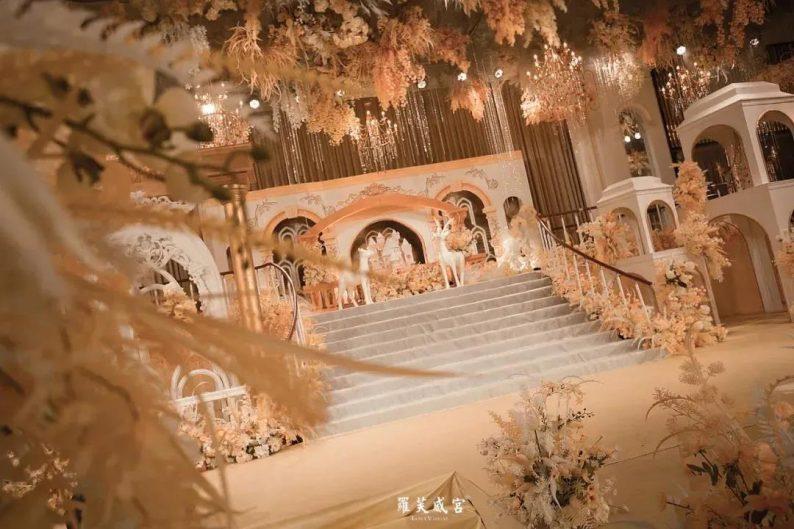 婚礼堂发布:国企投资、1.6万方!一个富有温度服务的婚礼堂  第11张
