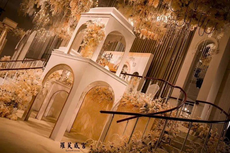 婚礼堂发布:国企投资、1.6万方!一个富有温度服务的婚礼堂  第12张