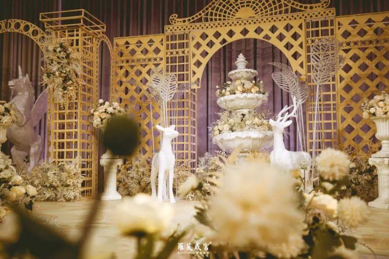 婚礼堂发布:国企投资、1.6万方!一个富有温度服务的婚礼堂  第13张