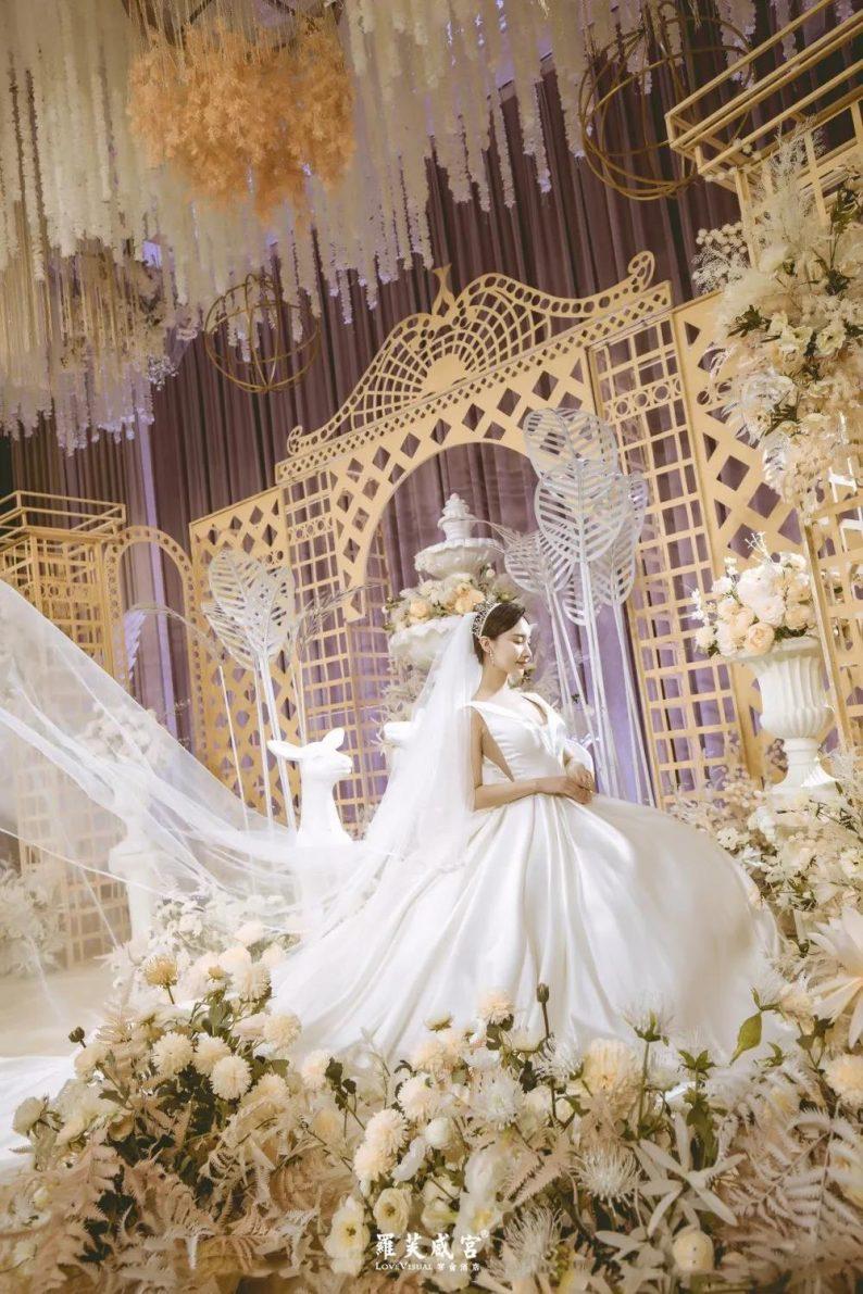 婚礼堂发布:国企投资、1.6万方!一个富有温度服务的婚礼堂  第14张