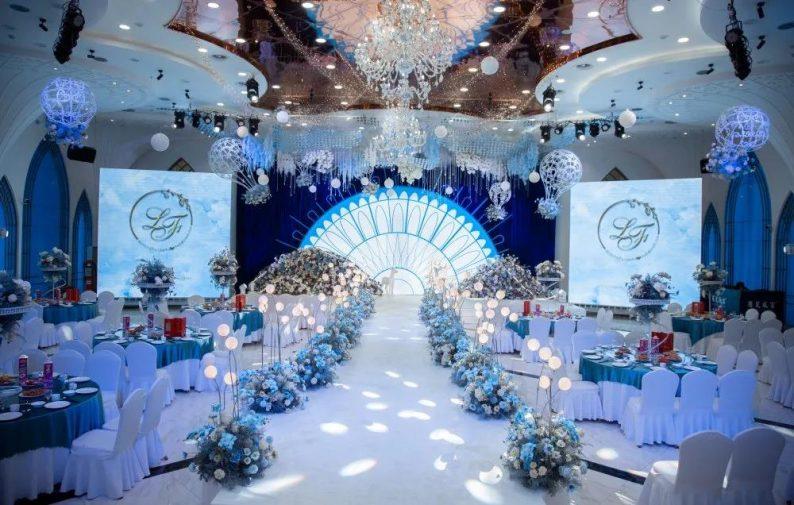 婚礼堂发布:国企投资、1.6万方!一个富有温度服务的婚礼堂  第15张
