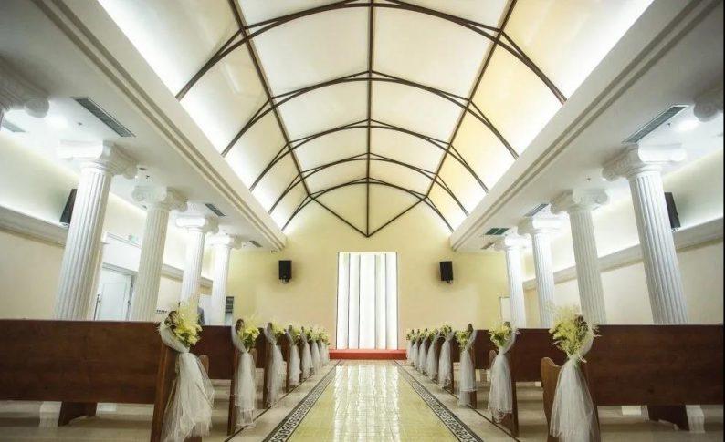 婚礼堂发布:国企投资、1.6万方!一个富有温度服务的婚礼堂  第19张