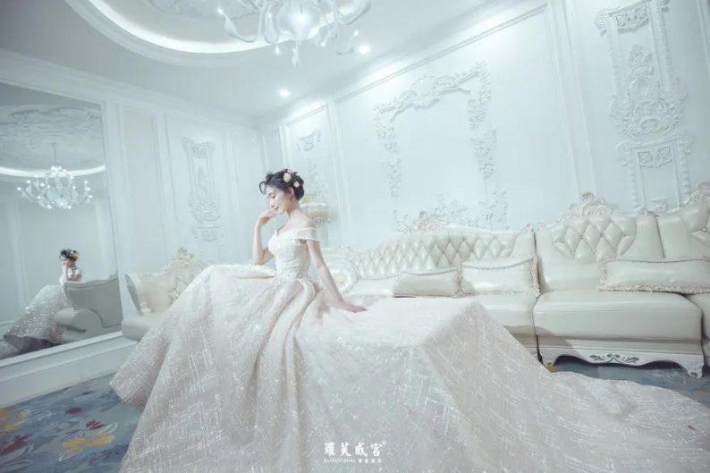 婚礼堂发布:国企投资、1.6万方!一个富有温度服务的婚礼堂  第21张