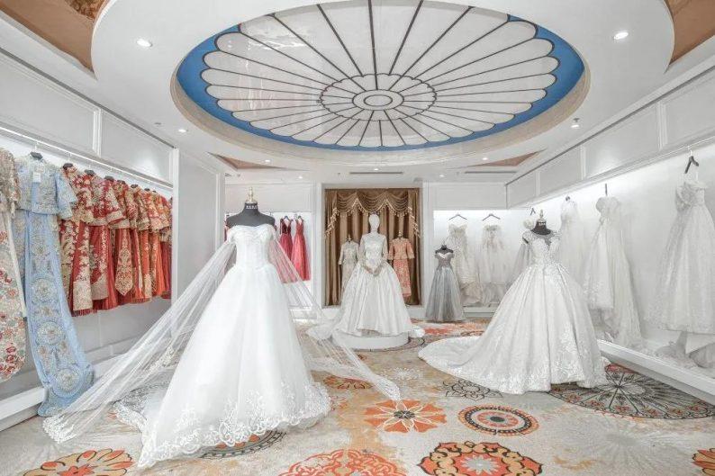 婚礼堂发布:国企投资、1.6万方!一个富有温度服务的婚礼堂  第23张