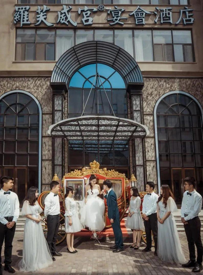 婚礼堂发布:国企投资、1.6万方!一个富有温度服务的婚礼堂  第26张