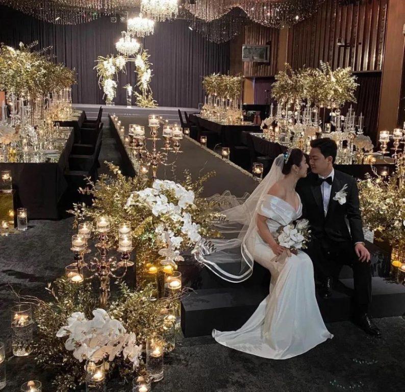 《2021年7大婚礼风格流行趋势》  第7张
