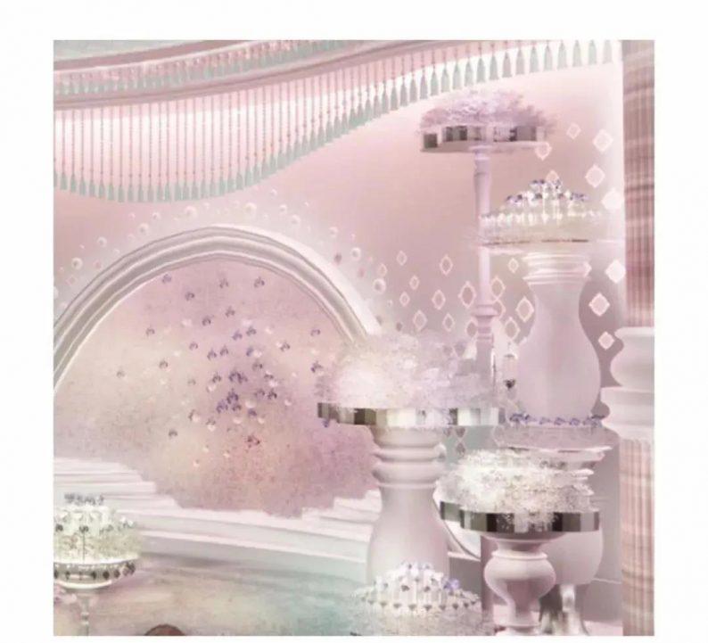 婚礼堂发布:赖梓愈、李华义设计!青岛地标性婚庆产业MALL  第14张
