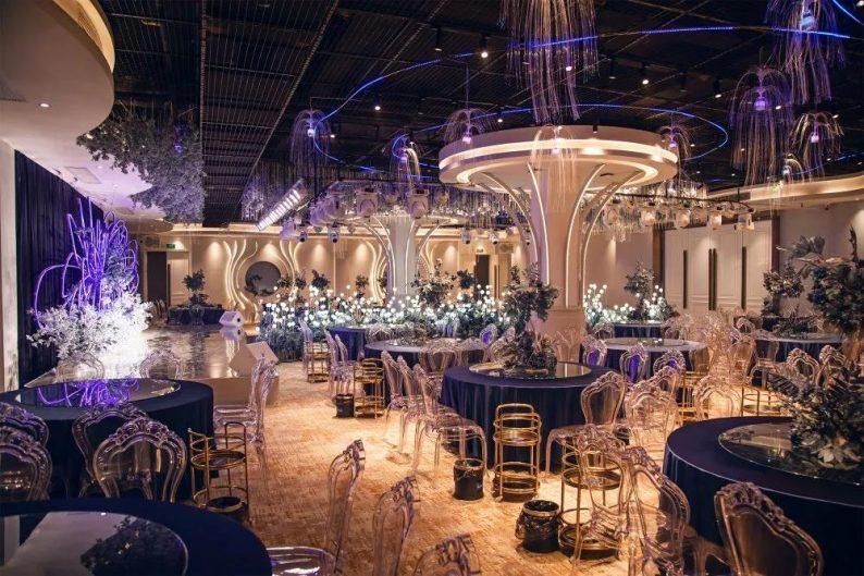 婚礼堂发布:11000平!8大宴会厅!新禧万年宴会中心世贸店  第9张