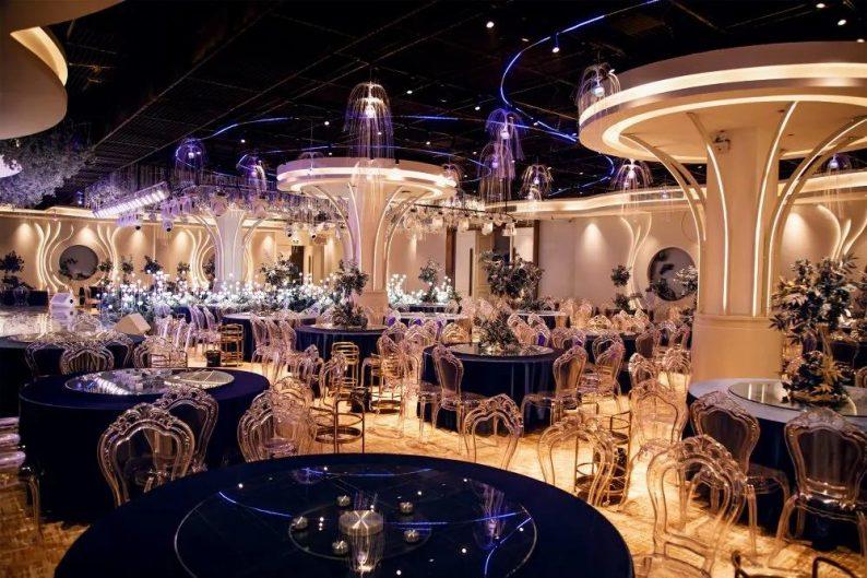 婚礼堂发布:11000平!8大宴会厅!新禧万年宴会中心世贸店  第2张