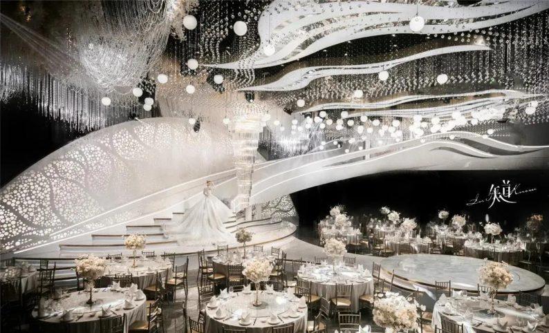 婚礼堂发布:来了!耗资千万4D数控打造的沉浸式艺术空间
