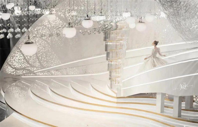 婚礼堂发布:来了!耗资千万4D数控打造的沉浸式艺术空间  第2张