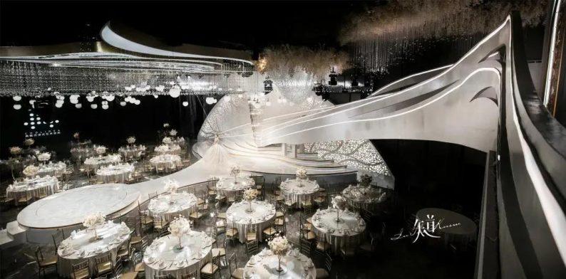 婚礼堂发布:来了!耗资千万4D数控打造的沉浸式艺术空间  第6张