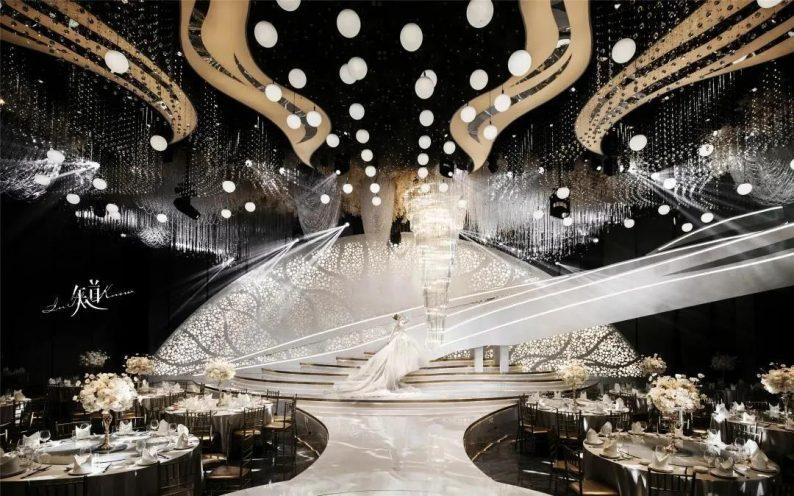 婚礼堂发布:来了!耗资千万4D数控打造的沉浸式艺术空间  第8张