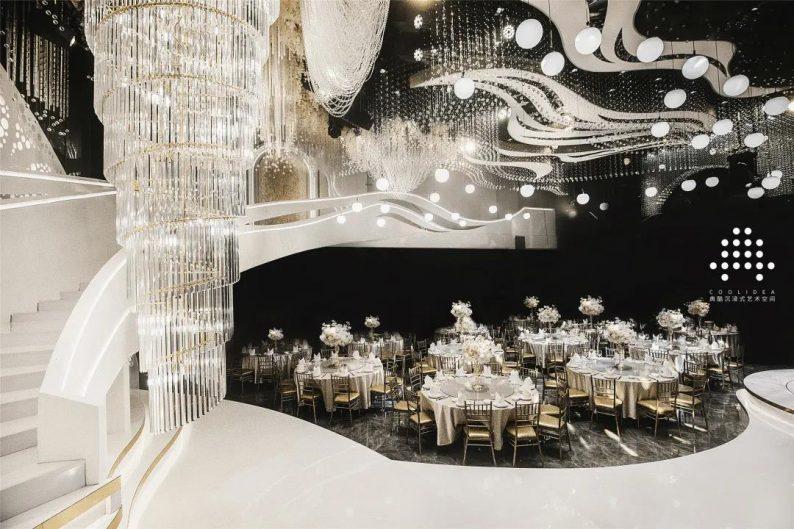 婚礼堂发布:来了!耗资千万4D数控打造的沉浸式艺术空间  第10张