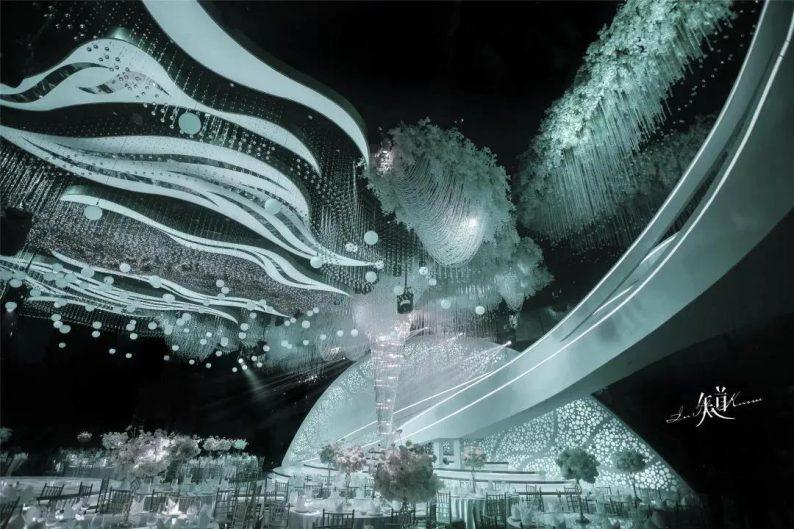 婚礼堂发布:来了!耗资千万4D数控打造的沉浸式艺术空间  第13张