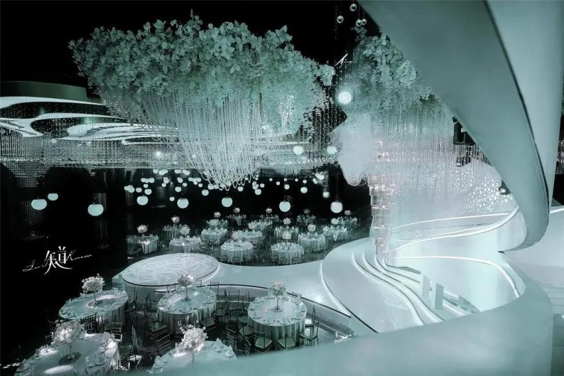 婚礼堂发布:来了!耗资千万4D数控打造的沉浸式艺术空间  第14张