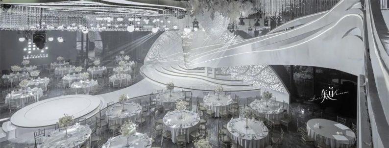婚礼堂发布:来了!耗资千万4D数控打造的沉浸式艺术空间  第15张