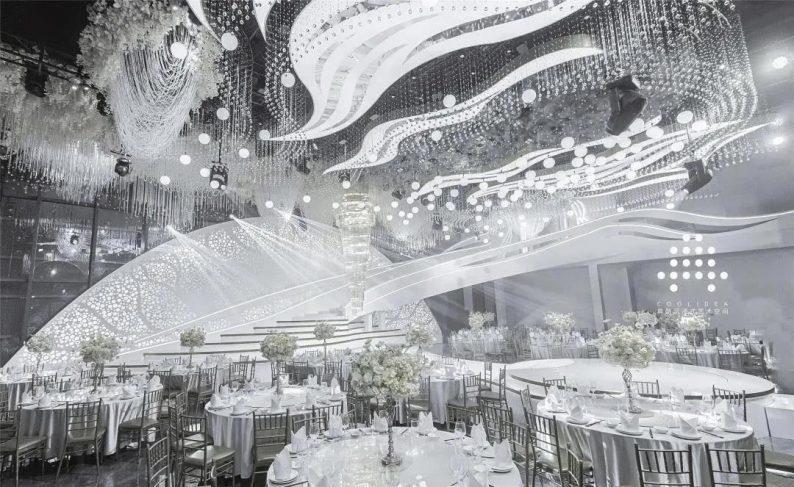 婚礼堂发布:来了!耗资千万4D数控打造的沉浸式艺术空间  第20张