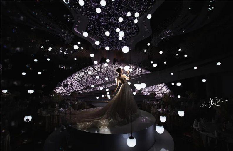 婚礼堂发布:来了!耗资千万4D数控打造的沉浸式艺术空间  第21张