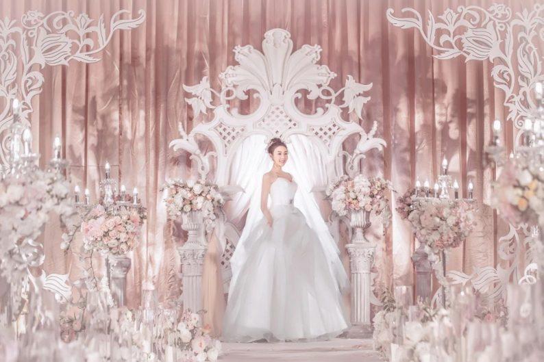 8种适用于婚礼设计的建筑风格(内含实际运用图)  第10张