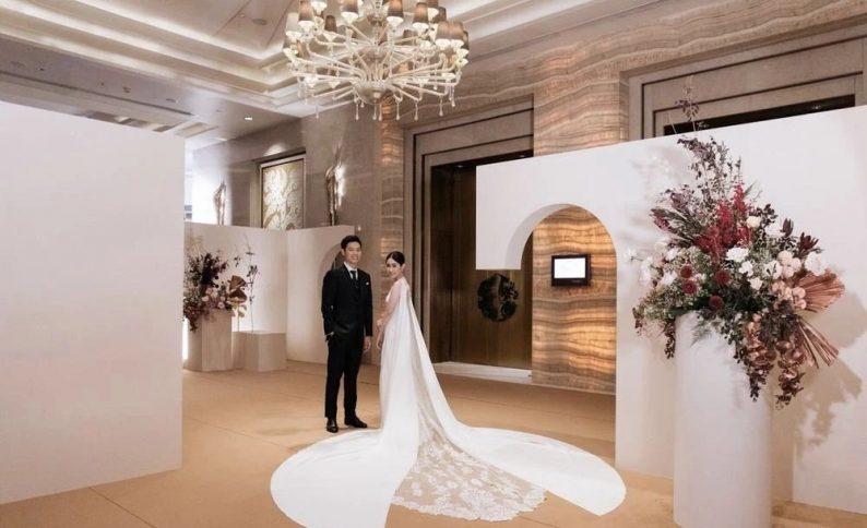 8种适用于婚礼设计的建筑风格(内含实际运用图)  第21张
