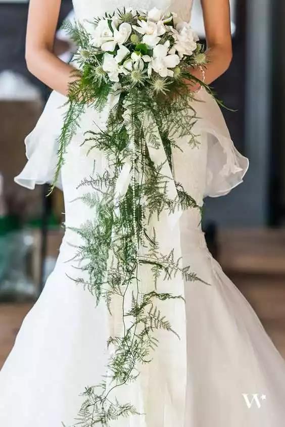 婚礼手捧花,要如何设计?  第6张