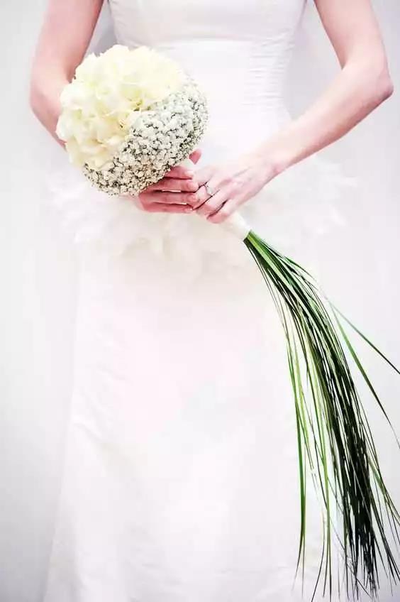 婚礼手捧花,要如何设计?  第7张