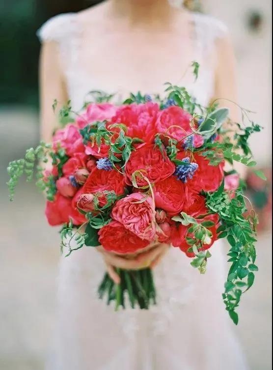 婚礼手捧花,要如何设计?  第9张