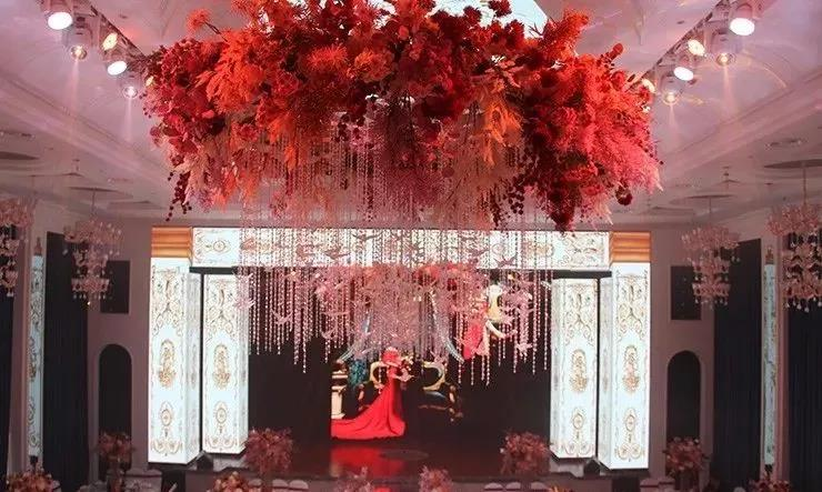婚礼堂发布:老牌酒店重金打造,滁州一站式婚礼宴会中心  第3张