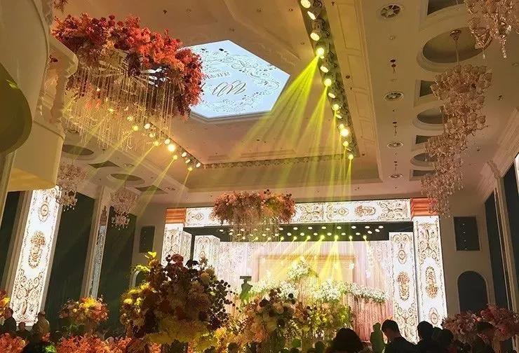 婚礼堂发布:老牌酒店重金打造,滁州一站式婚礼宴会中心  第5张