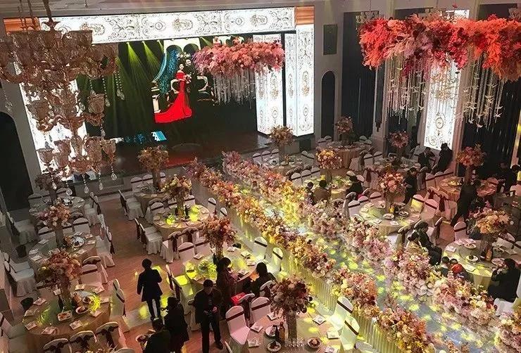 婚礼堂发布:老牌酒店重金打造,滁州一站式婚礼宴会中心  第8张