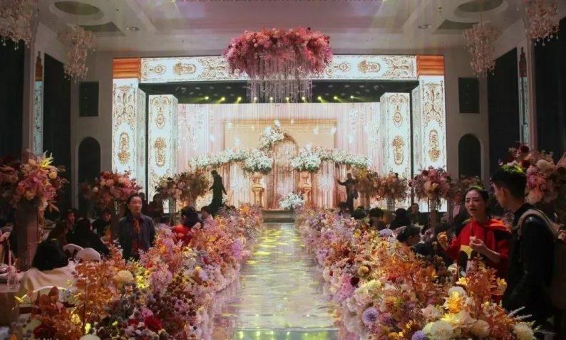 婚礼堂发布:老牌酒店重金打造,滁州一站式婚礼宴会中心  第12张