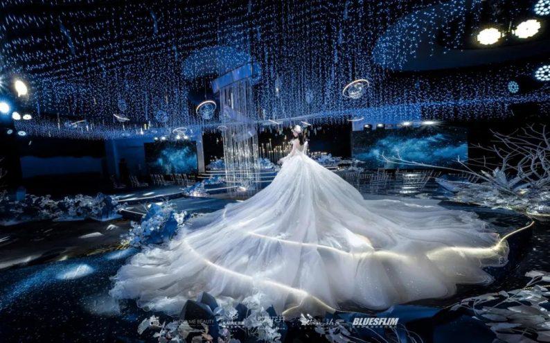 婚礼堂发布:6个主题厅,浙江嘉兴6000平国际宴会中心  第2张