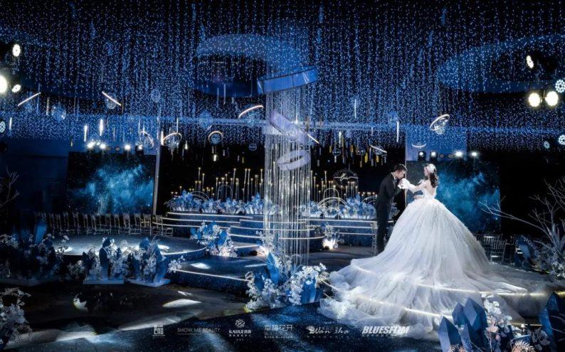 婚礼堂发布:6个主题厅,浙江嘉兴6000平国际宴会中心  第9张