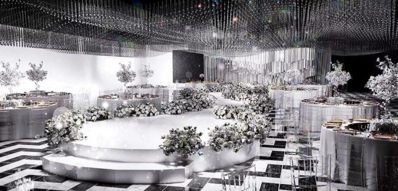 婚礼堂发布:6个主题厅,浙江嘉兴6000平国际宴会中心  第13张