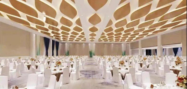 婚礼堂发布:6个主题厅,浙江嘉兴6000平国际宴会中心  第14张