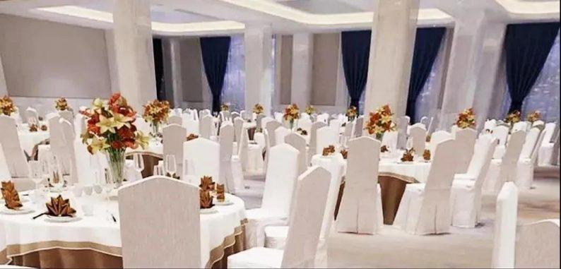 婚礼堂发布:6个主题厅,浙江嘉兴6000平国际宴会中心  第15张