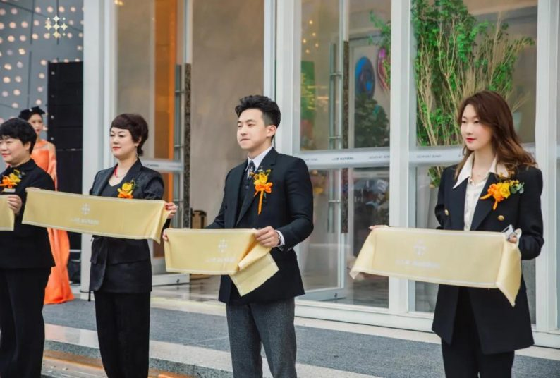 婚礼堂发布:33年酒店全新力作!温州首家江景宴会中心  第7张