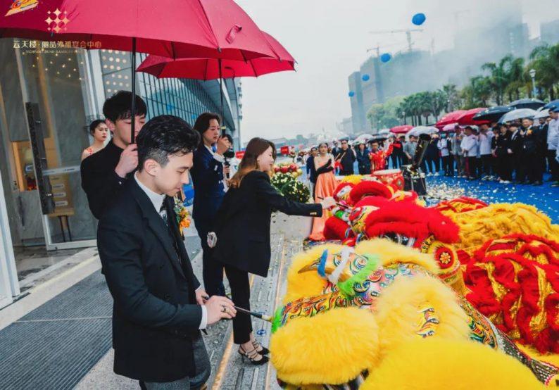 婚礼堂发布:33年酒店全新力作!温州首家江景宴会中心  第8张