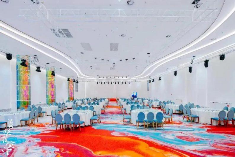 婚礼堂发布:33年酒店全新力作!温州首家江景宴会中心  第10张